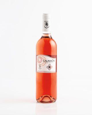 """Botella de Calamón Rosado """"Semidulce"""""""